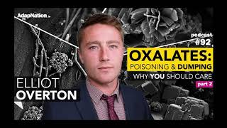 Oxalate Poisoning Dumping: What you can do about it PART 2 (short clip)