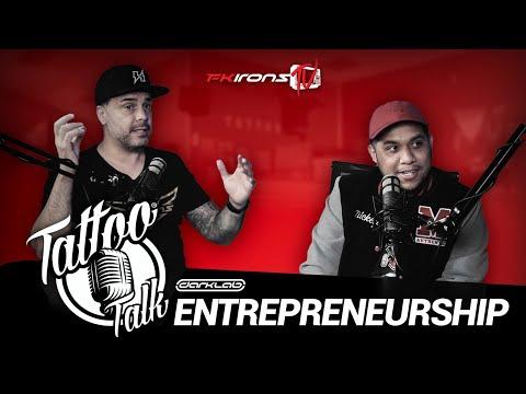 Tattoo Talk: Entrepreneurship