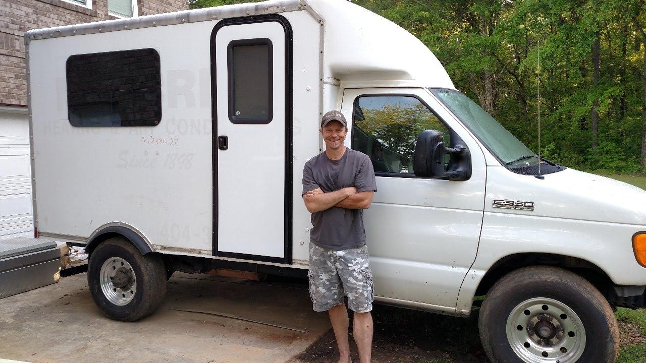 Box Truck Camper Cost and BattleField Vegas 18
