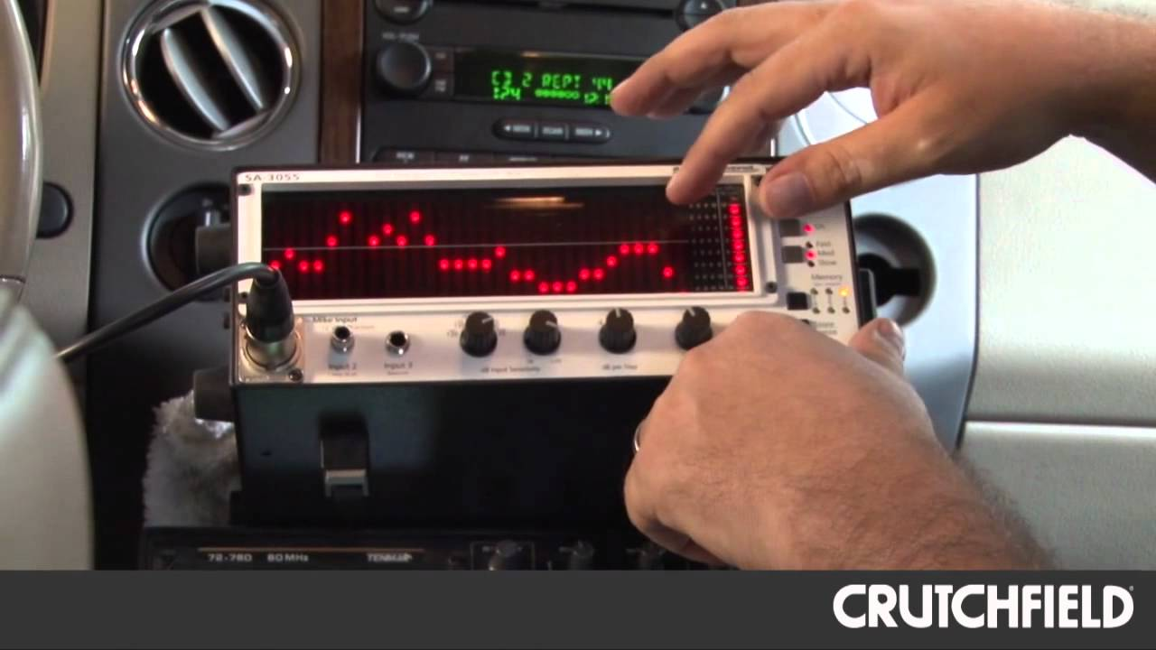 Crutchfield Labs: Aftermarket vs  Factory Sound