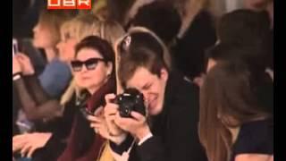 видео Модні блузки осінь 2014