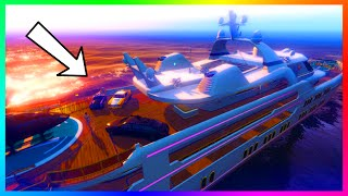 $7,000,000 Super Yacht, Cars, Clothing & More Items/Content GONE MISSING From GTA Online! (GTA 5)