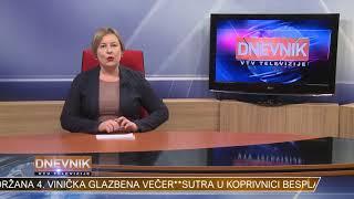 VTV Dnevnik 14. siječnja 2020.