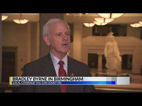 Bradley Byrne in Birmingham today – Alabama Alerts