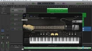 Ample Guitar TC Demo - Tele Funk