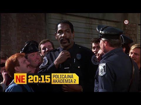 Policajná akadémia 2 - v nedeľu 26. 5. 2019 o 20:15 na Dajto from YouTube · Duration:  26 seconds
