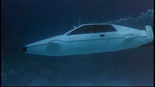 007 私を愛したスパイ ロータス・エスプリ - カーチェイスシーン