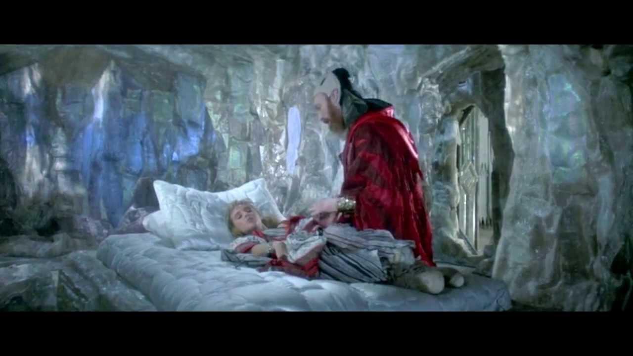 Thoth-Amon Kidnaps Princess Jehnna