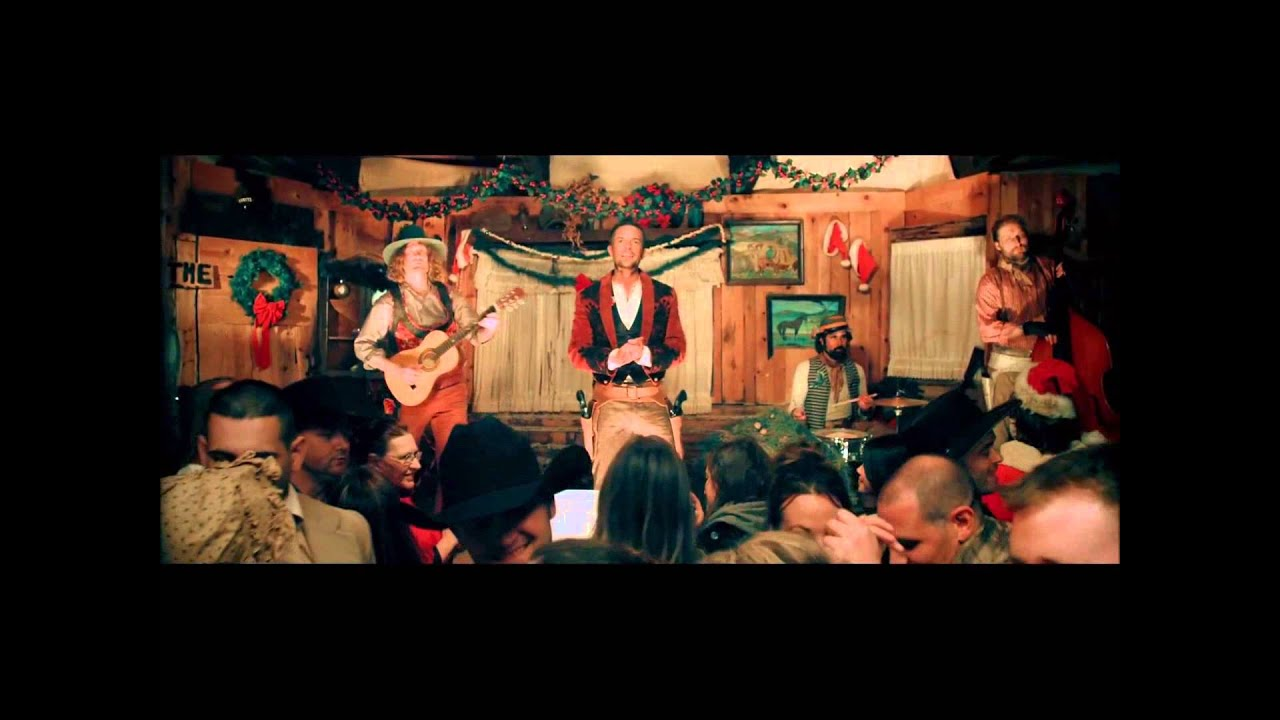 The Killers - The Cowboy\'s Christmas Ball - YouTube