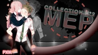 MEP and Unfinished project collection n°2 // (fx, raw, animation)