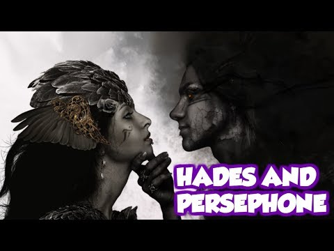 Hades And Persephone - The Story Of The Seasons (Greek Mythology Explained)