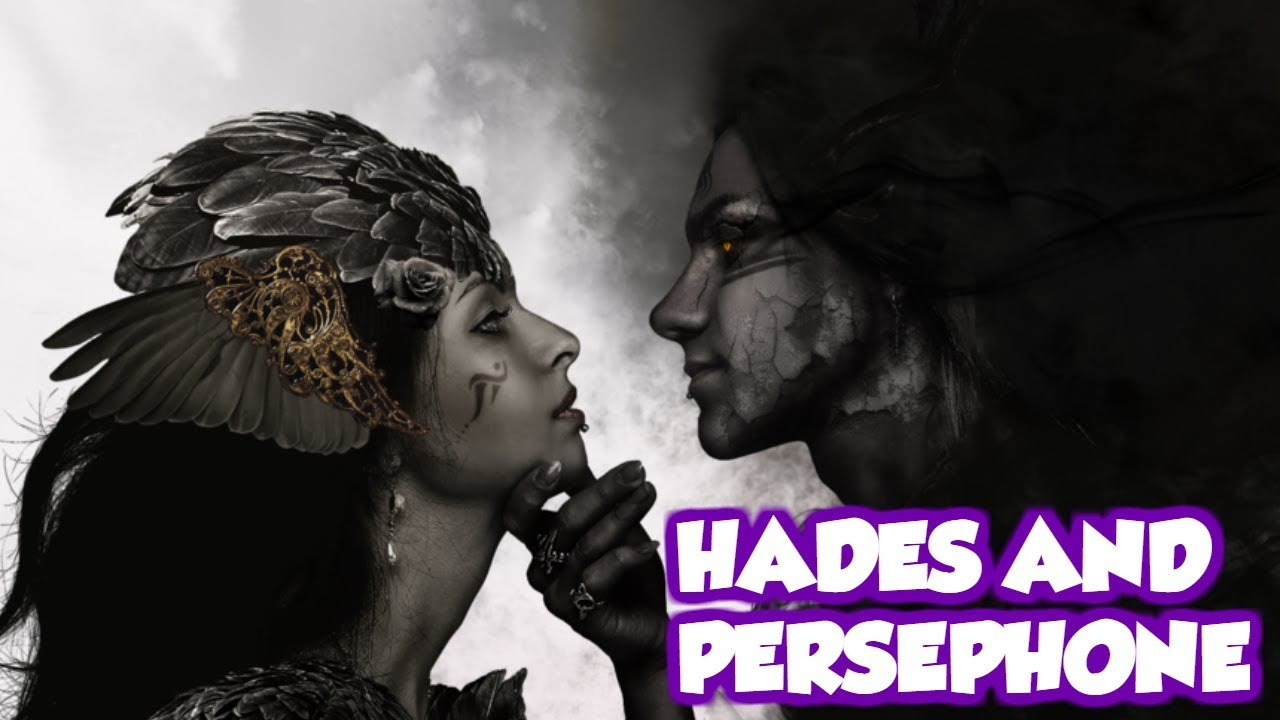 hades and persephone the story of the seasons greek mythology