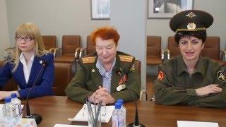 Поздравление с 23 февраля от женской половины КККЦОМД