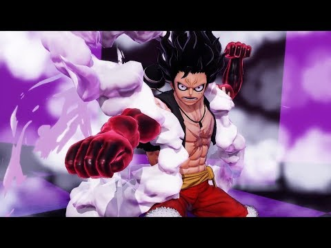 One Piece Pirate Warriors 4 - Official Trailer 4 +Release Date! (HD)