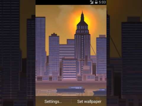 My City Live Wallpaper Apps On Google Play