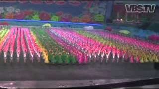 ТОП-1 Самый большой спектакль в мире - в Северной Корее