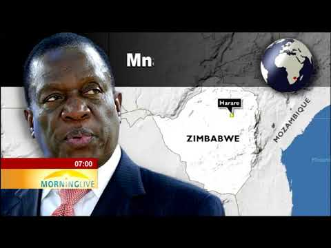 A look at Emmerson Mnangagwa's journey