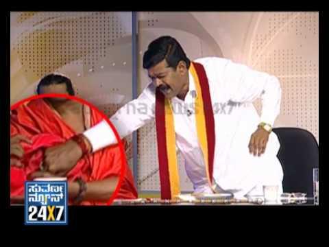 Suvarna Studionalli - Kaali Swami peta kalachida ramesh gowdru - Suvarna News