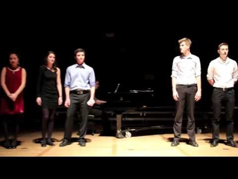 "BareTroupe ""12 Bad Auditions"" Performance at UC Berkeley Annual Holiday Show"
