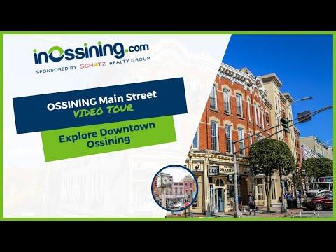 Ossining, NY Tour: Ossining's Main Street