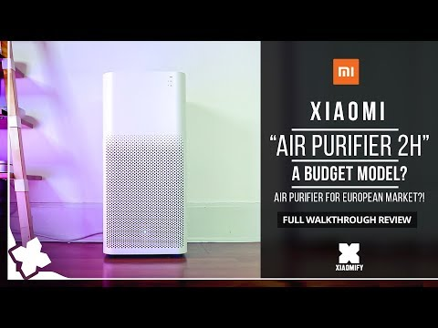 Xiaomi AirPurifier 2H Review [Xiaomify]