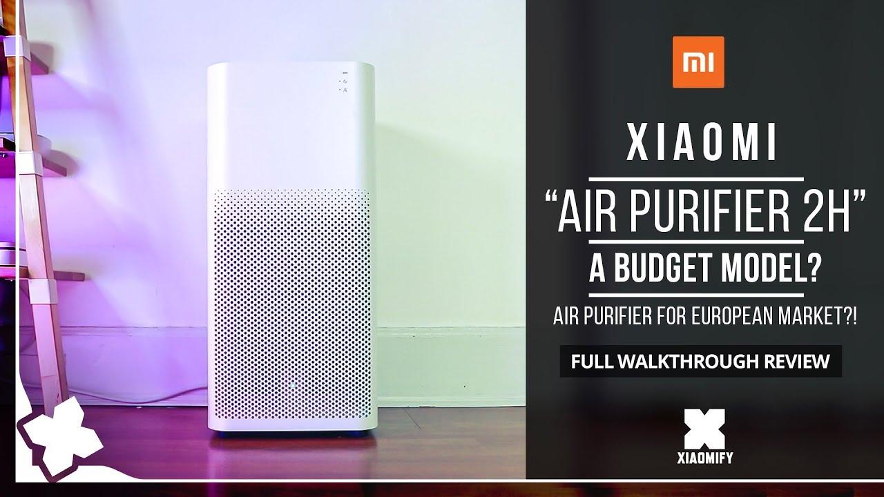 Xiaomi Mi Air Purifier 2S PM 2.5 Purificateur OLED WiFi Contrôle de smartphone