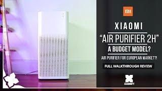 Xiaomi AirPurifier 2H Review [Xiaomify]