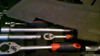 Набор инструмента Dexter