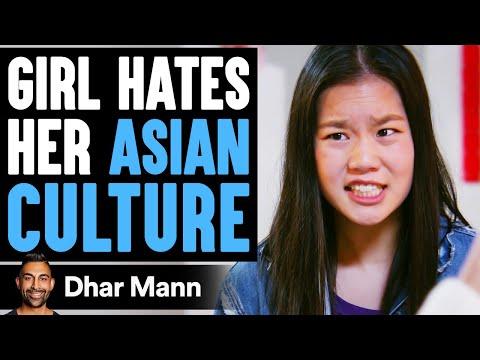 Girl Hates Her Asian Culture | Dhar Mann