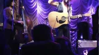 Langhorne Slim - Boots Boy, Proposal, Colette - Charlotte, NC 10/16/2012