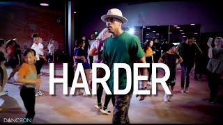 "Jax Jones & Bebe Rexha - ""Harder"" | Phil Wright Choreography | Ig: @phil_wright_"