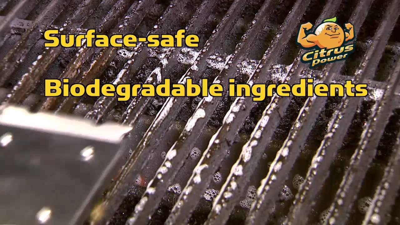 Goo Gone® Grill And Patio Outdoor Solutions