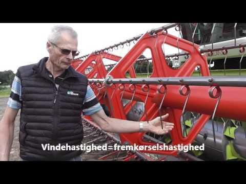 Høst Af Frøgræs (Dansk)