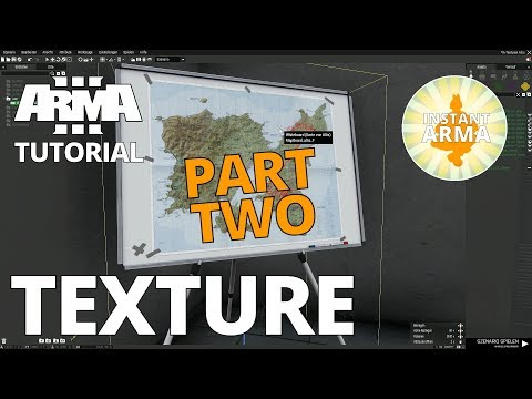Texture Part Two – Arma 3 Tutorial thumbnail