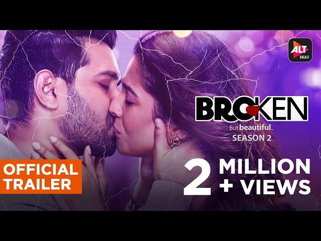 Broken but Beautiful Season 2 | Official Trailer |  Vikrant Massey | Harleen Sethi | ALTBalaji