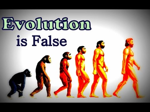 Why Evolution is False : The Greatest LIE Ever Told: Nervous Atheists