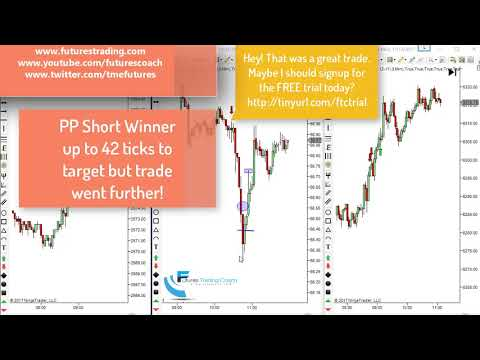 111317 — Daily Market Review ES CL GC NQ – Live Futures Trading Call Room