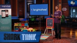 brightwheel Pitch - Shark Tank