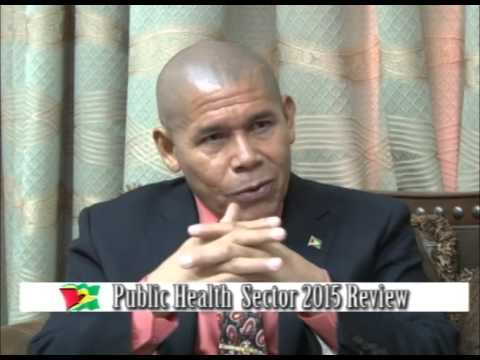 Public Health Sector 2015 Review