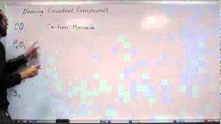 Predict Compound Name Using Formula - Covalent 001