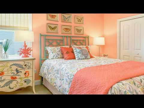 💖ПЕРСИКОВАЯ СПАЛЬНЯ | Дизайн Спальни в Персиковом Цвете | Спальни красивые идеи