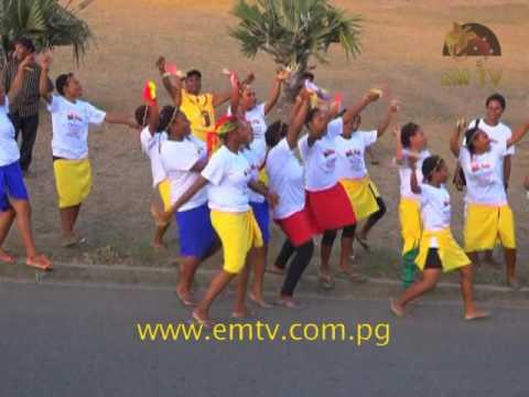 Tahiti Vs Cook Islands Soccer