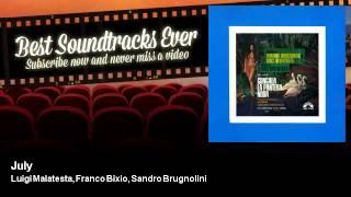 Luigi Malatesta, Franco Bixio, Sandro Brugnolini - July - Gungala, La Pantera Nuda (1967)