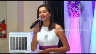 MC Roshal Fernandes - English/ Konkani Wedding