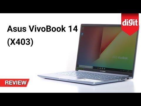 2019 Asus Vivobook 14 (X403FA) Review
