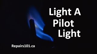 Video Light A Pilot Light - How To In 3 Minutes & 10 Easy Steps download MP3, 3GP, MP4, WEBM, AVI, FLV Agustus 2018