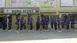 Phoenix PepSquad (Zamboanga City High School main)