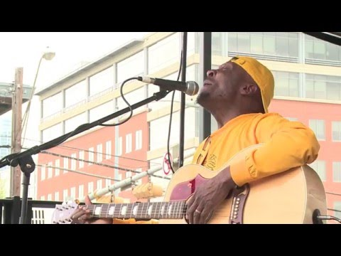 "Jimmy Cliff ""I Can See Clearly Now"" At Waterloo Records SXSW 2012"