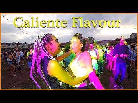 Caliente Festival Zurich Switzerland, The Flavour