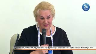 ИНФОТЕХ-2021. Тюменский цифровой форум и выставка информационных технологий